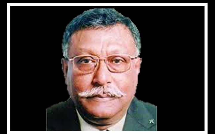 বিএনপি নেতা মে. জে. (অব.) রুহুল আলম চৌধুরী আর নেই