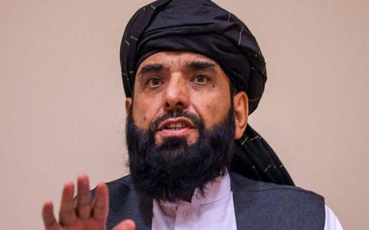 কাশ্মীরের মুসলিমদের পক্ষে 'সোচ্চার হবে' তালেবান
