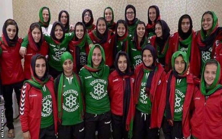 আফগানিস্তানে নারী ক্রিকেট নিষিদ্ধ করেছে তালেবান