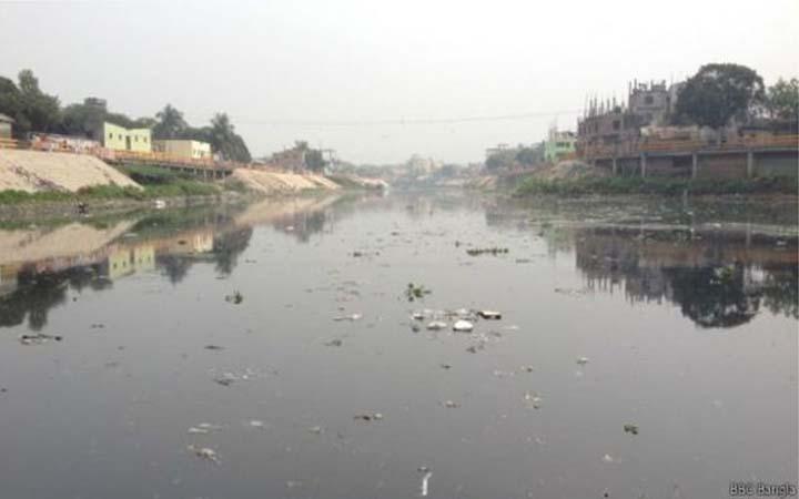 ঢাকার নদী দখল রোধে ২০ বছর মেয়াদী মহাপরিকল্পনা