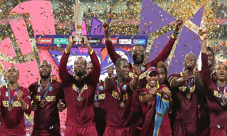 টি-টোয়েন্টি বিশ্বকাপে ওয়েস্ট ইন্ডিজ দল ঘোষণা