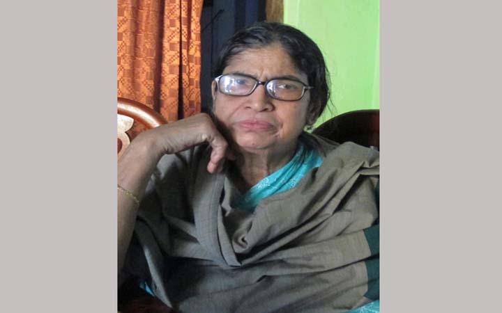 সুফিয়া খান মজলিশ আর নেই