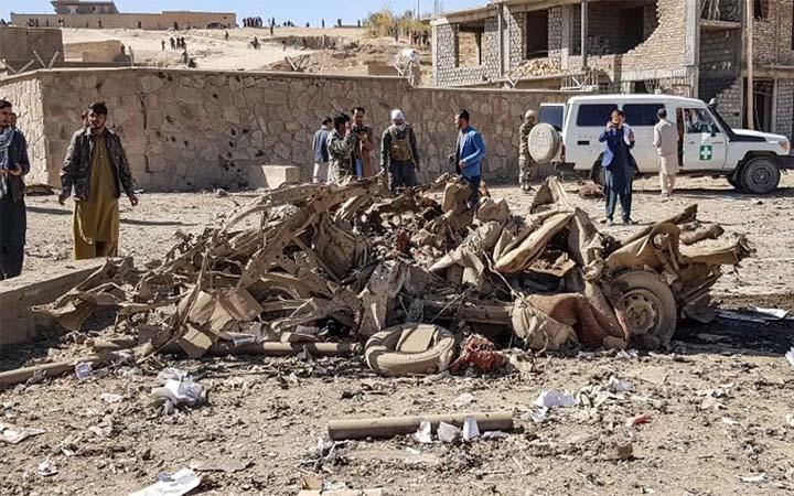 আফগানিস্তানে যাত্রীবাহী বাসে বোমা হামলায় ৯ জন নিহত