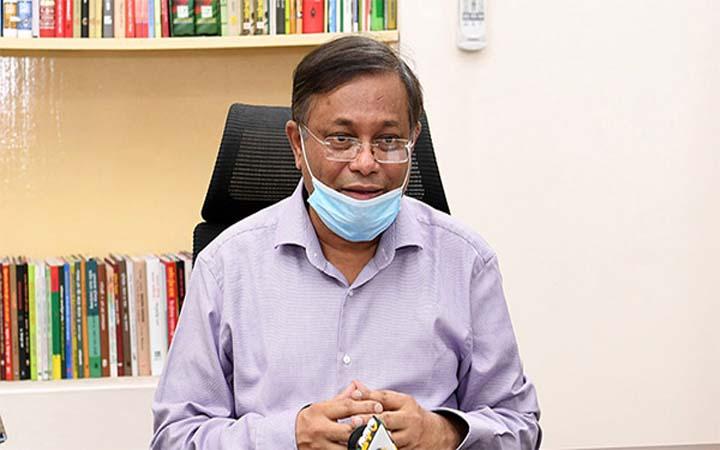 তরুণ ছাত্রনেতা শেখ মুজিবুর রহমান রাষ্ট্রভাষা বাংলার দাবি উপস্থাপন করেছিলেন : তথ্যমন্ত্রী