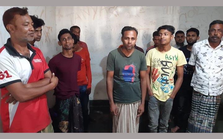 ব্রাহ্মণবাড়িয়ায় আরও ২৪ 'হেফাজতকর্মী' গ্রেফতার