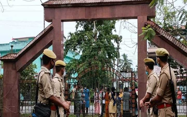 পশ্চিমবঙ্গ নির্বাচন: পঞ্চম দফার ভোটেও একাধিক সংঘর্ষ