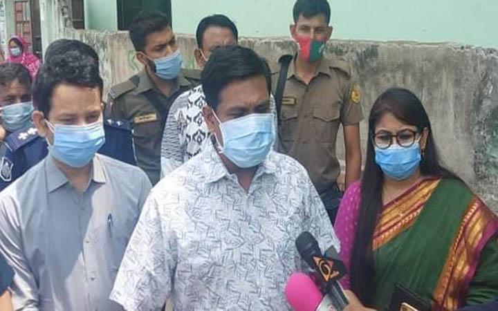 নারায়ণগঞ্জে বিস্ফোরণ : ভবন সিলগালা, তদন্ত কমিটি গঠন
