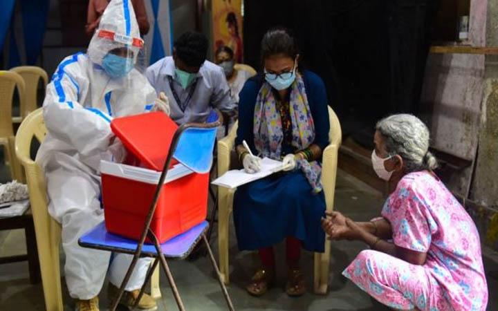 ভারতে করোনায় একদিনে মৃত্যুতে রেকর্ড