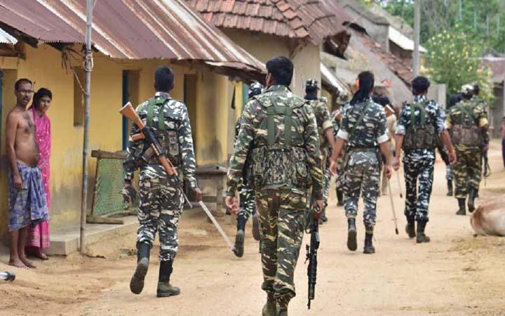 পশ্চিমবঙ্গ নির্বাচন: শেষ দফায়ও কঠোর নিরাপত্তার বলয়