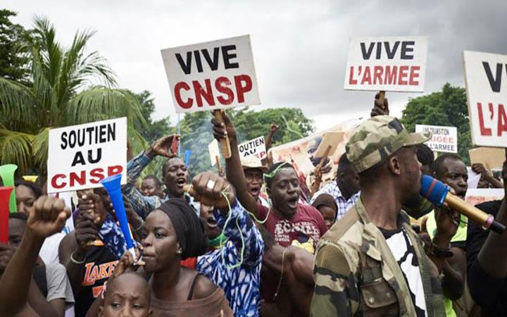 আফ্রিকার দেশগুলোতে সামরিক অভ্যুত্থান বাড়ছে?