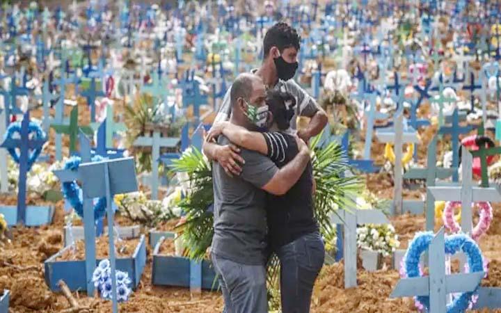 বিশ্বে করোনায় মৃত্যু ৩৭ লাখ ১৬ হাজার ছাড়িয়েছে