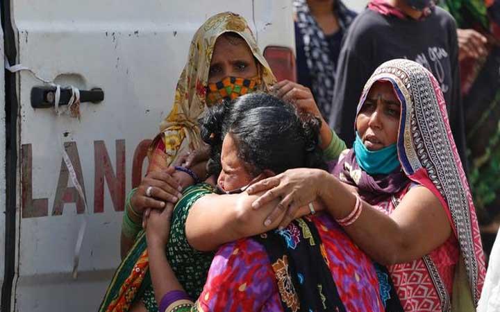 ভারতে বাড়ছে করোনা সংক্রমণ; মৃত্যু ৬২৪ জন