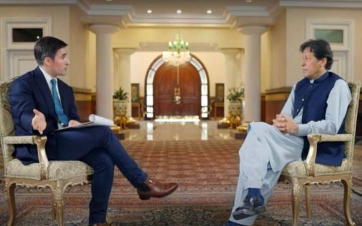 আফগানিস্তানে গৃহযুদ্ধ বাড়তে পারে : ইমরান খান