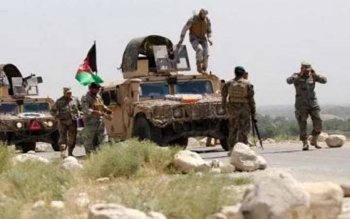 আফগানিস্তানের তালেবান হামলায় ২৫সেনা নিহত