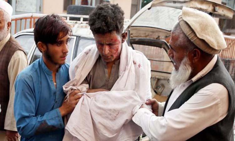 আফগানিস্তানে জুমার নামাজে ভয়াবহ হামলা, ৬২ মুসল্লি নিহত