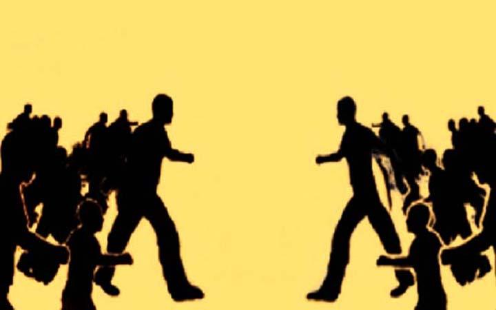 কিশোরগঞ্জে দুই গ্রামবাসীর সংঘর্ষে দুইজন নিহত
