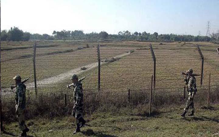রৌমারীতে  বিএসএফের গুলিতে বাংলাদেশী নিহত