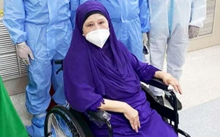 স্বাস্থ্য ঝুঁকিতে আছেন খালেদা জিয়া : মির্জা ফখরুল