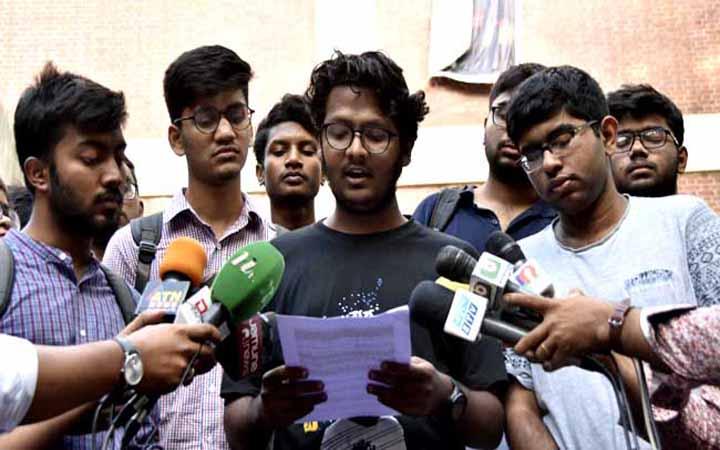 ক্লাসে ফিরতে ৩ শর্ত দিলো বুয়েট শিক্ষার্থীরা