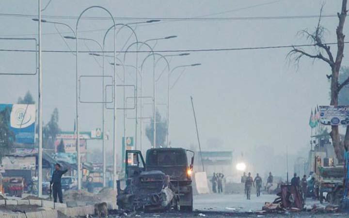 আফগানিস্তানে বোমা হামলায় ৪ পুলিশ সদস্য নিহত